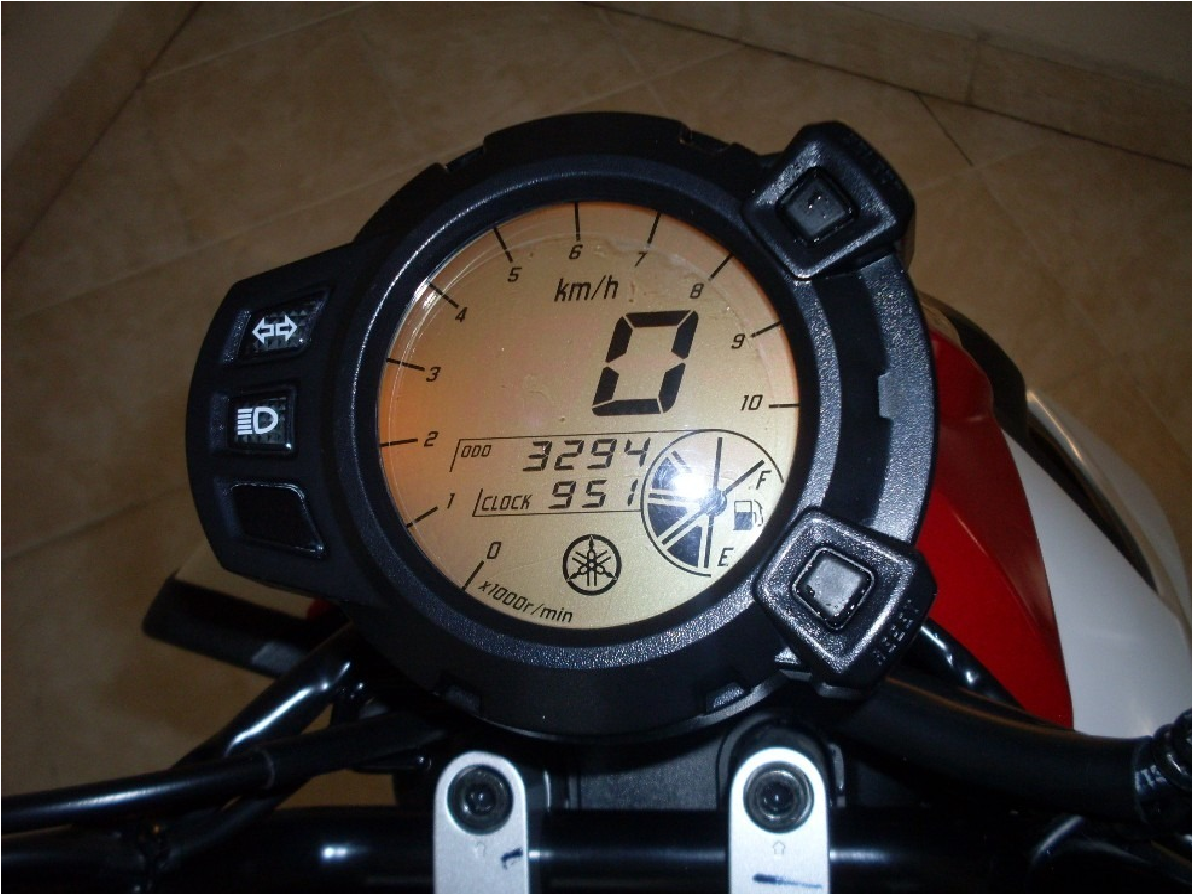 Farolas y direccionales tablero moto bwis x - Tablero contrachapado precio ...
